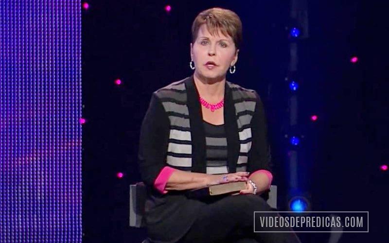 Joyce Meyer predica sobre la necesidad de enfrentar los miedos del pasado y vencerlos a traves de la fe