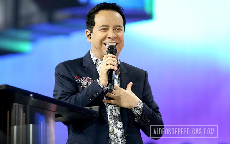El Pastor Ricardo Rodriguez Predica sobre la uncion de Dios, una uncion que desea colmarnos y llenarnos del poder de Dios