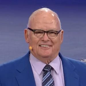 imagen del predicador Bill Hamon