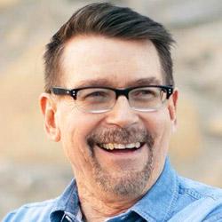 imagen del predicador Chris Richards