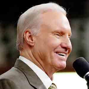 imagen del predicador Jimmy Swaggart