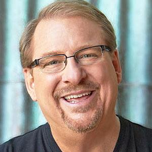 imagen del predicador Rick Warren
